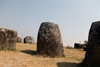 A part of the Plain of Jars.