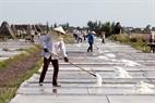 Оживление на соляных полях Куатлам