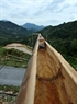 The ethnic groups of Mong, La Chi, Dao and Nung use bamboo tubes for taking water from mountain's tops to the fields.