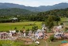 Theo kịch bản ứng phó diễn tập ứng phó với động đất và tìm kiếm cứu nạn huyện Bắc Trà My( Quảng Nam) , xảy ra động đất với cường độ mạnh 6,2 độ Richter, gây nhiều thiệt hại.