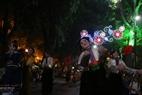 首都解放60周年記念日におけるベトナムの各少数民族の特徴。撮影:トン・ハイ