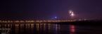 ハノイの空における花火。撮影:ヴァン・クイエン
