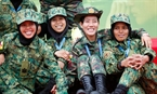 Female shooters from Brunei at AARM – 24.