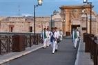 Rito antiguo es mantenido diariamente en el Castillo de los Tres Reyes del Morro.