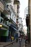 Calleja en La Habana Vieja.