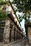 Tranquila calleja en el casco antiguo de La Habana.