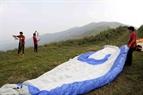 La firmeza de los hilos del paracaídas tiene un rol importante.