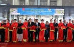 The ribbon-cutting ceremony of terminal T2 – Noi Bai International Airport.