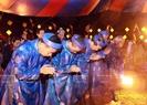 サータック儀式の時着られる伝統的な衣服。