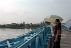 For many Vietnamese, the Hien Luong Bridge was closely attached to their sufferings caused by the national separation during the resistance war against the US.