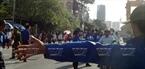 Во время проведения Государственныx экзаменoв средней школы-2015, Ханой мобилизовал 12. 000 добровольцев, которые помогали экзаменующимся на всех экзаменационных пунктах города. Фото: Данг Тиен