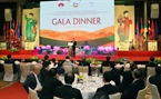 Prime Minister Nguyen Xuan Phuc hosts the banquet for the leaders attending ACMECS 7, CLMV 8 and WEF-Mekong. Photo: VNA