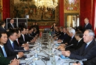 Президент Вьетнама Чан Дай Куанг провел переговоры с президентом Италии Серджо Маттареллой. Фото: Нян Шанг - ВИА