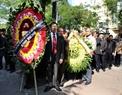 Hanoyenses hondamente organizados en dos filas para rendir tributo a Fidel Castro Ruz. Foto: Cong Dat – VNP
