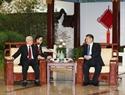 El 12 de enero de 2017, en el Gran Salón del Pueblo, el secretario general del PCCh y presidente Xi Jinping preside un banquete para dar la bienvenida al secretario general del PCV Nguyen Phu Trong. Foto: Tri Dung – VNA