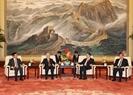 El secretario general del PCV Nguyen Phu Trong  sostiene un encuentro con el presidente de la Asamblea Popular Nacional de China, Zhang Dejiang. Foto: Tri Dung – VNA