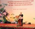 El secretario general del PCV Nguyen Phu Trong interviene en la cita. Foto: Tri Dung – VNA