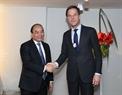 El Premier vietnamita se reúne con su homólogo holandés, Mark Rutte. Foto: Thong Nhat – VNA