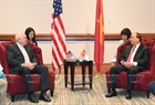 On the same day, PM Nguyen Xuan Phuc held talks with United States Secretary of Agriculture Sonny Perdue. Photo: Thong Nhat / VNA
