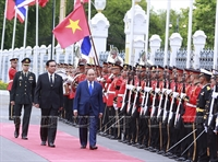 PM Nguyen Xuan Phuc's official visit to Thailand