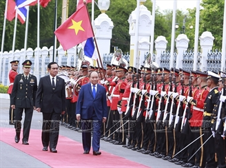 PM Nguyen Xuan Phucs official visit to Thailand