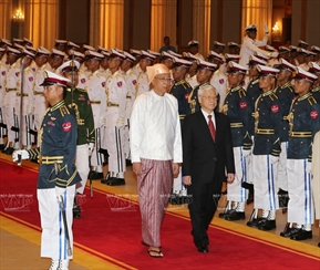 ​Vietnam Myanmar enter new chapter of bilateral cooperation
