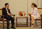 Canada has pledged to continue supporting Vietnam to increase capacity to cope with non-traditional security challenges, including climate change and environmental issues.Canada's Minister of Foreign Affairs Chrystia Freeland made the affirmation at a meeting with Vietnam's Foreign Minister Pham Binh Minh within the framework of the 50th ASEAN Foreign Ministers' Meeting in Manila, the Philippines on August 6. Photo: Xuan Vinh/VNA
