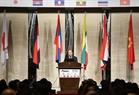 """Во второй половине дня того же дня премьер-министр Нгуен Суан Фук принял участие в бизнес-форуме """"Меконг-Япония"""", организованном Японской организацией по развитию внешней торговли (ДЖЕТРО). На фото: премьер-министр Нгуен Суан Фук выступает на форуме. Фото: Tхонг Нят/ВИА"""