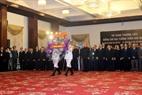 Cùng thời gian này, tại Hội trường Thống nhất Thành phố Hồ Chí Minh cũng tổ chức Lễ viếng đồng chí Trần Đại Quang. Ảnh: Thanh Vũ-TTXVN