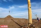 Трибуна для возведения в чин генералов в древние времена. Фото: Чан Хьеу