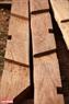 En el proceso de construcción de palafitos, los Thai no utilizan clavos ni tornillos para fijar las barras, todos los puntos de esta conexión también se hacen de madera. Foto: Tat Son