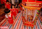 The lanterns are eye-catching and a favourite toy of children. Photo: Viet Cuong