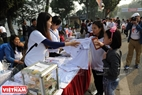 The run aims to help needy children. Photo: Thanh Giang