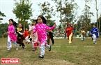 Hình ảnh đậm chất lễ hội xuân và ngày Tết ở Ecopark