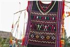 Những hoa văn độc đáo, đặc trưng trên sản phẩm dệt của người Mạ được truyền qua nhiều thế hệ.
