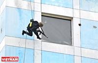 Ensayo de las medidas de seguridad para la Semana de alto nivel  de APEC 2017