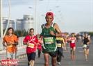 Le marathon international de Ho Chi Minh-Ville, Techcombank 2017 a pour but de lier la communauté.