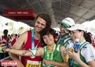 La course constitue également  une rencontre entre sportifs venus de plusieurs pays dans le monde: