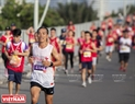 The 2017 Techcombank Ho Chi Minh City International Marathon attracts about 5,000 athletes from 44 countries.