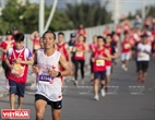 Techcombanks Ho Chi Minh City International Marathon 2017