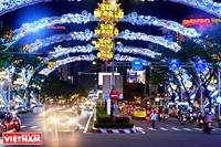 APEC 2017を歓迎する様子