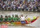 The boat races were major highlights of this year's Oc Om Boc Festival.