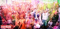 Holi Festival of Colours 2017