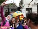 Đây cũng là dịp để nhiều du khách nước ngoài trải nghiệm và khám phá văn hoá hai nước Việt Nam - Hàn Quốc.