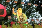 The Buddha's birthday is one of three major events of Buddhism.