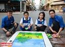 Đây là chương trình phối hợp giữa Phường Đoàn 10  và các bạn trẻ đang học tại Khoa mỹ thuật trường Đại học Sài Gòn.