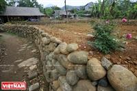 Hameau aux galets de San Thàng