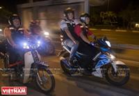 Sai Gon SOS team – saviour of the night