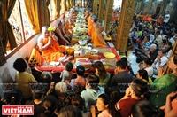Ấm áp Lễ Sene Dolta của người Khmer