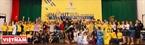 """""""Liên hoan Nghệ thuật hòa bình Trong nhà Ngoài ngõ 2018"""" có sự tham gia của 8 đoàn múa rối đến từ các quốc gia: Indonesia, Đức, Brazil, Singapore, Philippines, Thái Lan, Đài Loàn và chủ nhà Việt Nam."""